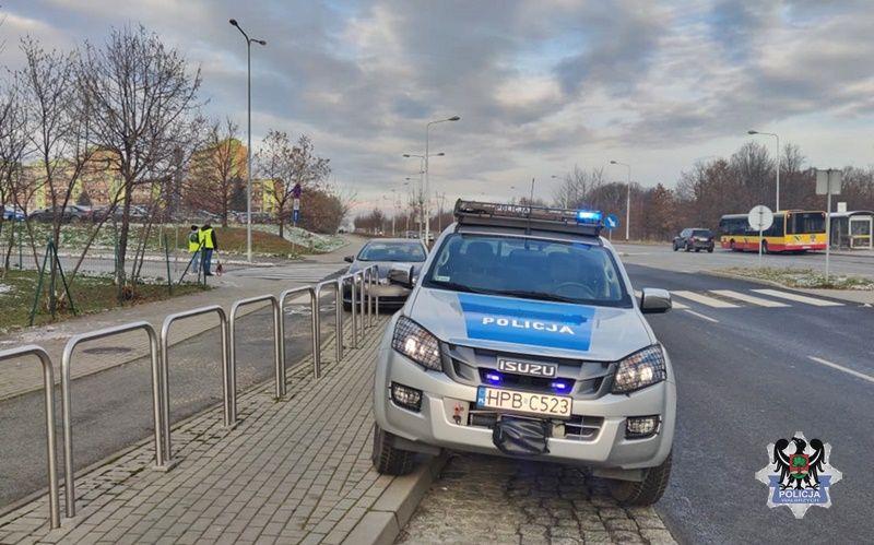 Wałbrzych: Wypadek na Podzamczu
