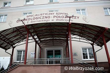 Wałbrzych: Pieniądze dla szpitala