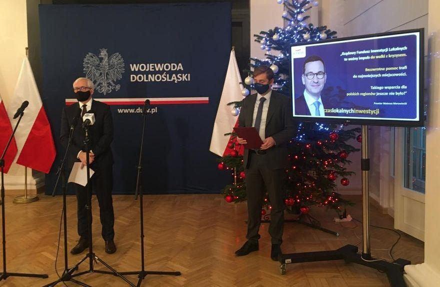 REGION, Mieroszów: Mieroszów z milionami