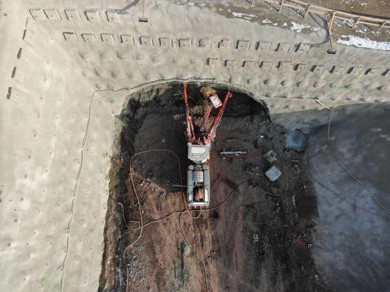 REGION: Wiercą tunel