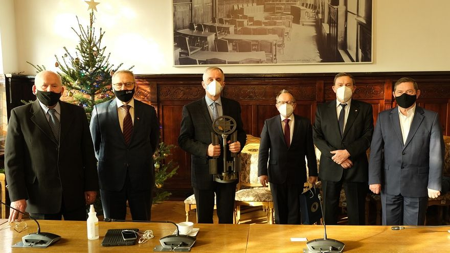 Wałbrzych/REGION: Prezydent z kluczem