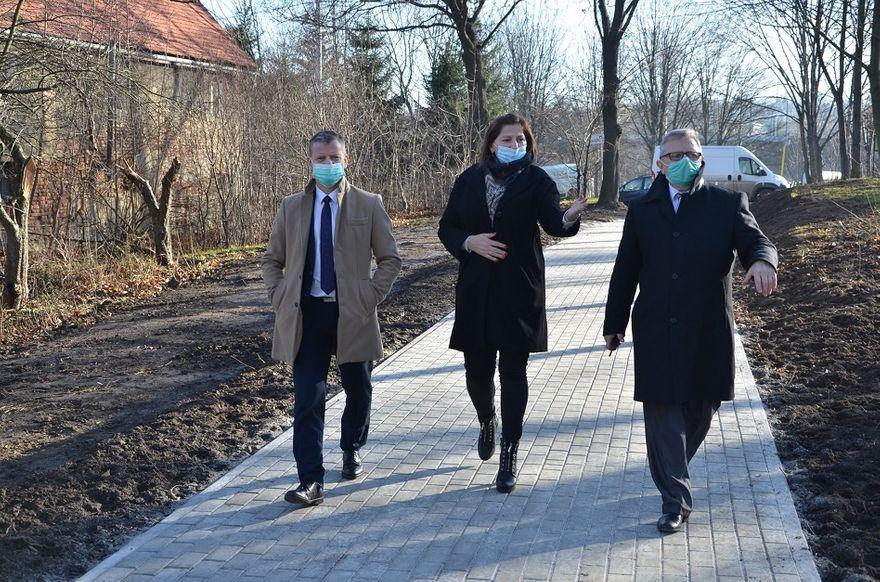 REGION, Szczawno-Zdrój: Lokalizację wskazali mieszkańcy