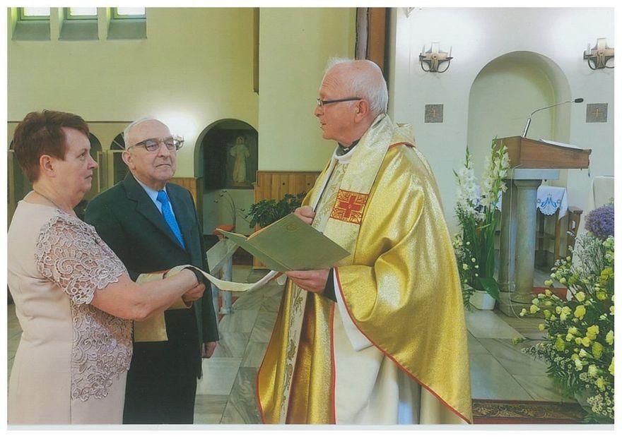 REGION, Jedlina-Zdrój: Jubileusze małżeńskie