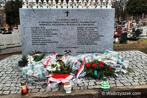 Wałbrzych: 35 lat po tragedii