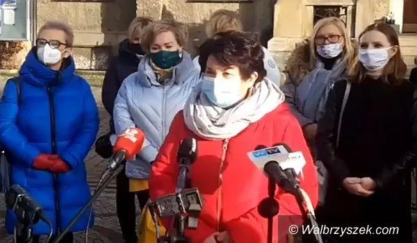 Wałbrzych: Wraca temat kobiet