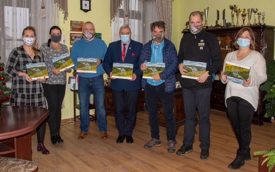 REGION, Mieroszów: Album gminy