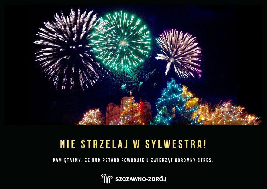 REGION, Szczawno-Zdrój: Zrezygnuj z petard