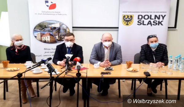 Wałbrzych/REGION: Poradnie pocovidowe