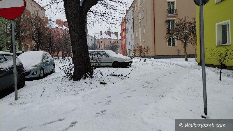 Wałbrzych/REGION: Uroki zimy