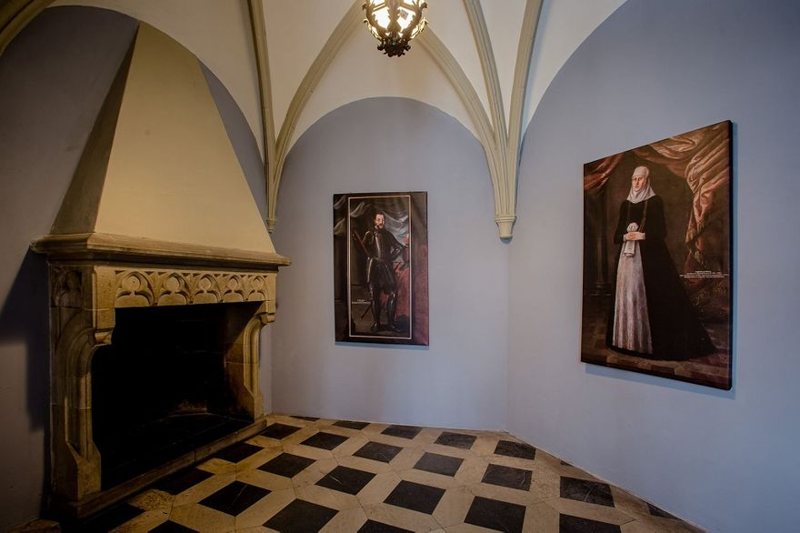 Wałbrzych: Przedpokój gotycki