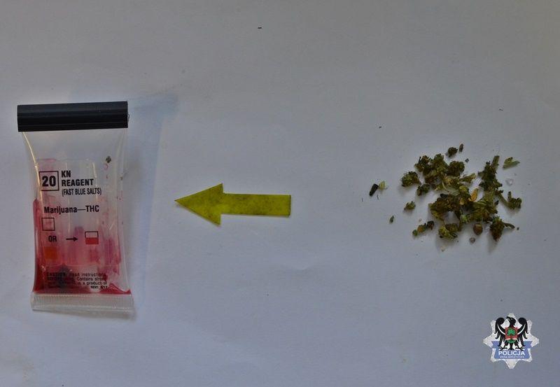 Wałbrzych: Narkotyki i kradzieże