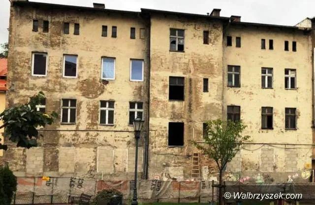Wałbrzych: Ambitne plany mieszkaniowe