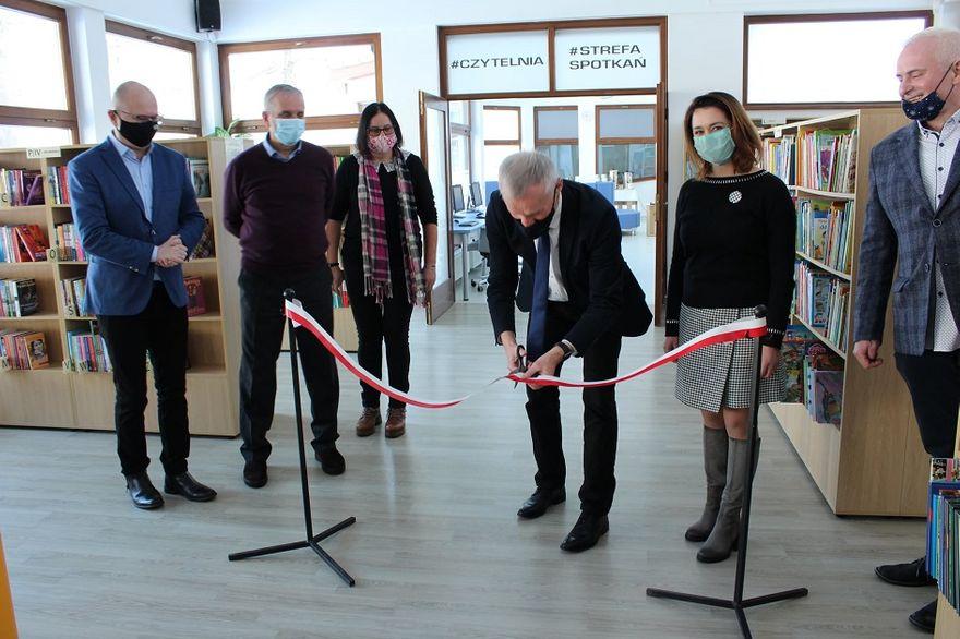 REGION, Jedlina-Zdrój: Zapachniało nowością