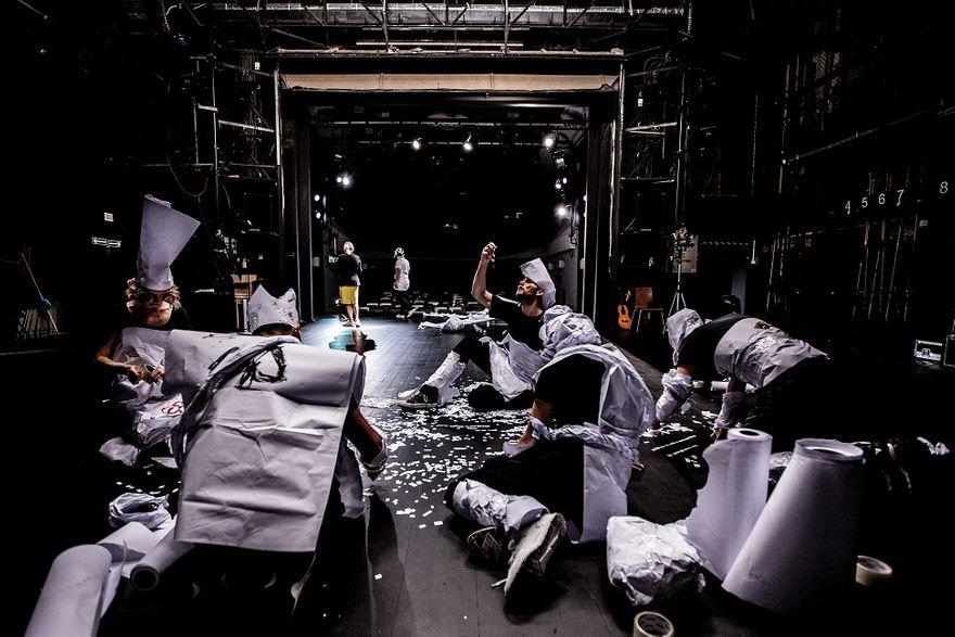 Wałbrzych: Teatr w lutym