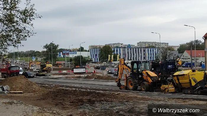 REGION, Szczawno-Zdrój: Rondo Tesco zmienia nazwę