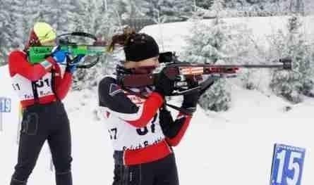 REGION: Biathlonowe talenty