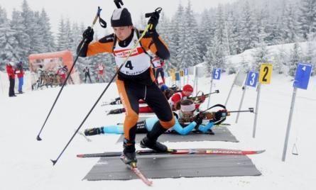 Duszniki-Zdrój: Kolejne medale biathlonistów