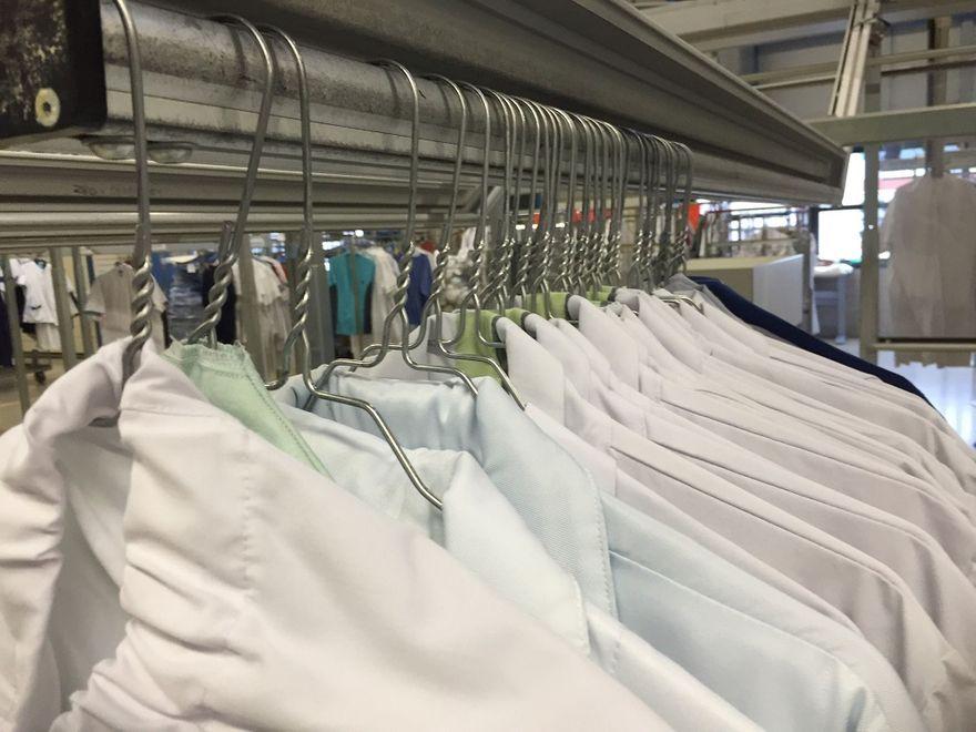 Wałbrzych/Kraj: Specjalistyczne urządzenia pralnicze
