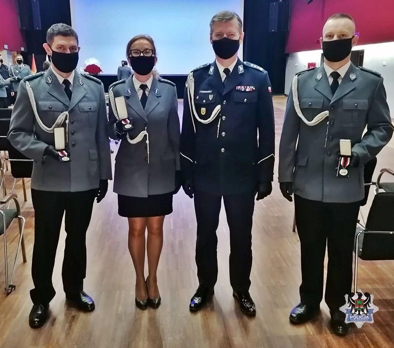Wałbrzych/REGION: Wzorowi policjanci