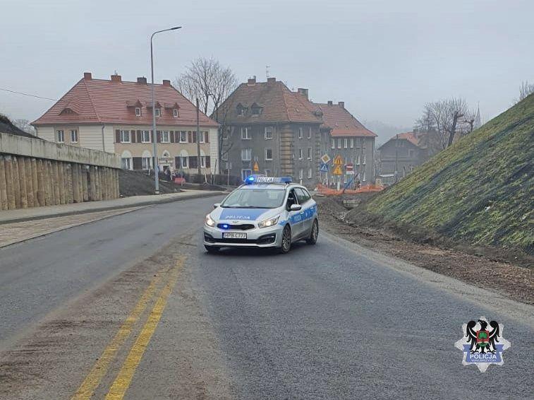 Wałbrzych: Rozpoznali ją policjanci