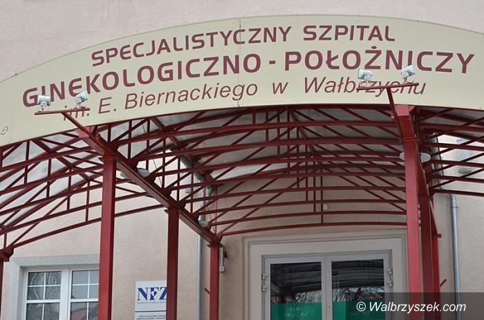 Wałbrzych/REGION: Wałbrzyski szpital liderem projektu