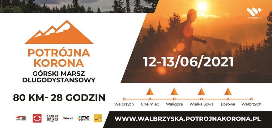 Wałbrzych/REGION: Potrójna Korona Wałbrzyska