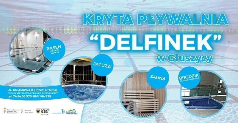 REGION, Jedlina-Zdrój: Bezpłatnie na Delfinek