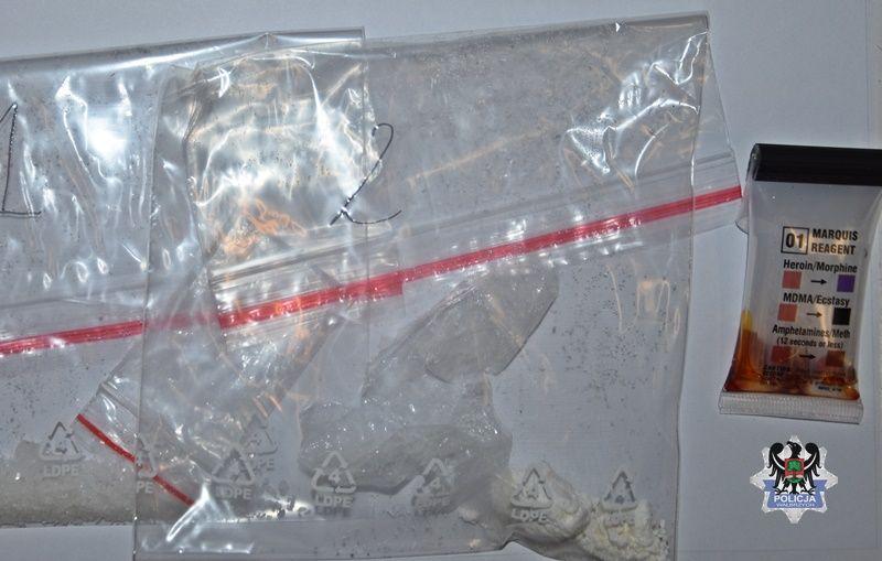 Wałbrzych: Narkotyki w cenie