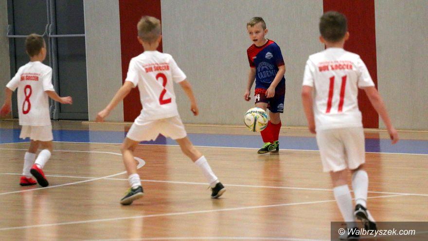 Wałbrzych: Grali najmłodsi