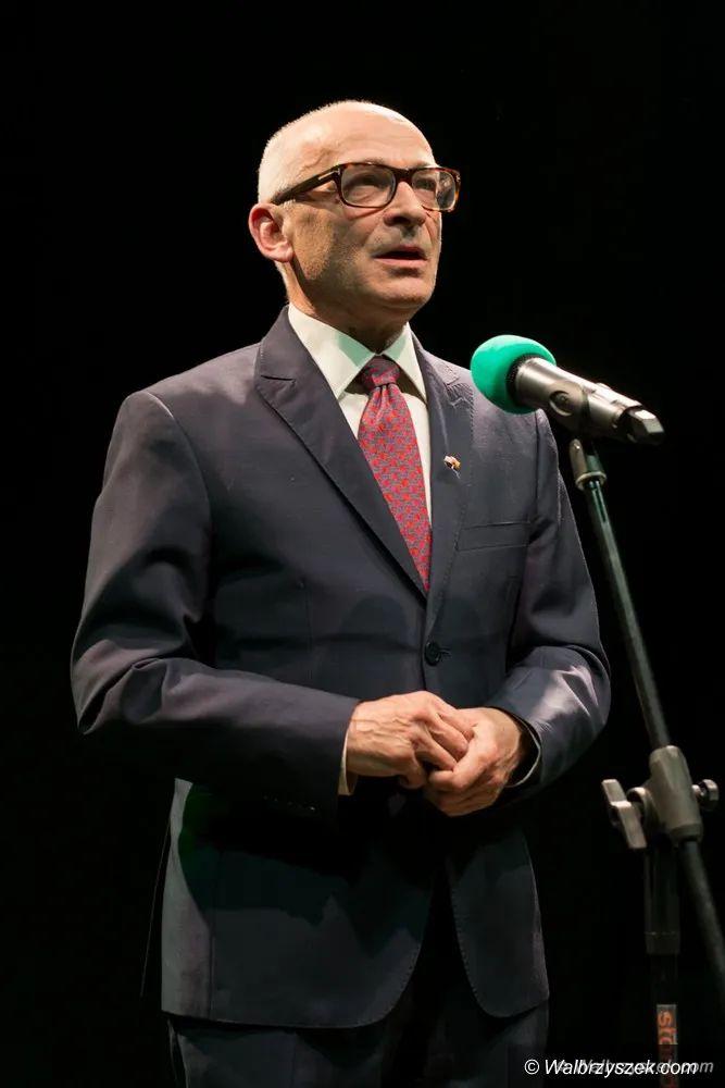 Wałbrzych/Kraj: Zginął Ambasador Wałbrzycha