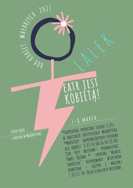 Wałbrzych: Teatr dla kobiet