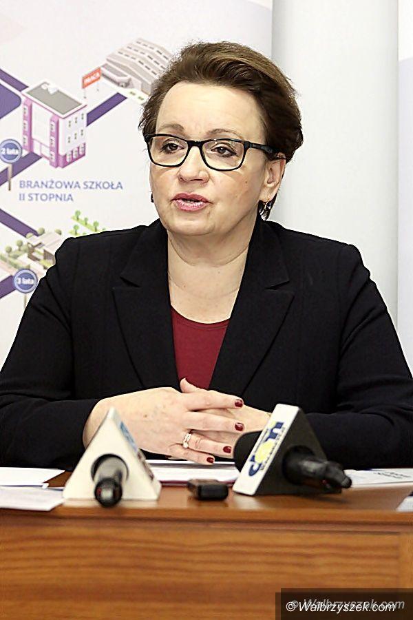 Kraj: Zalewska zawiadomi Ministra