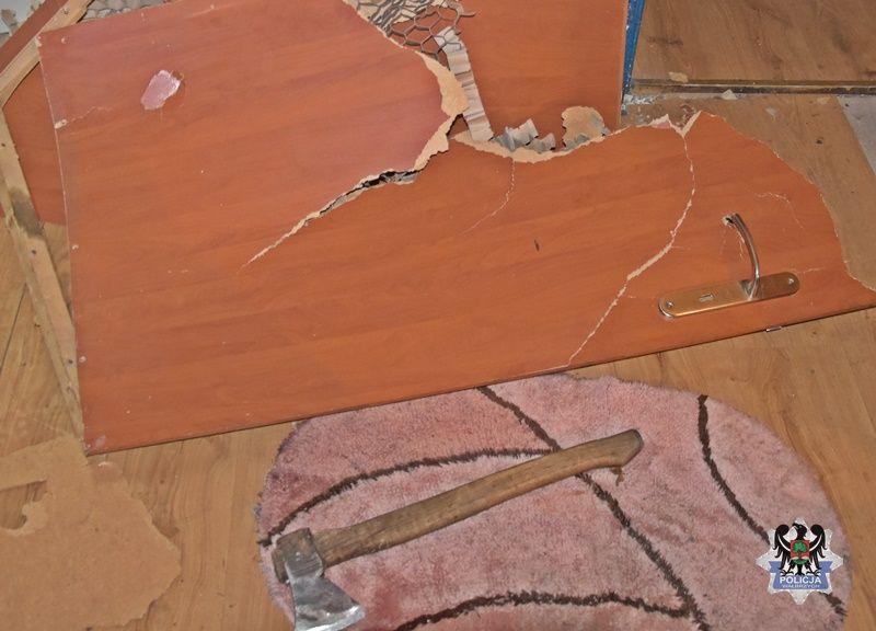 REGION, Jedlina-Zdrój: Kłótnia przerodziła się w bójkę