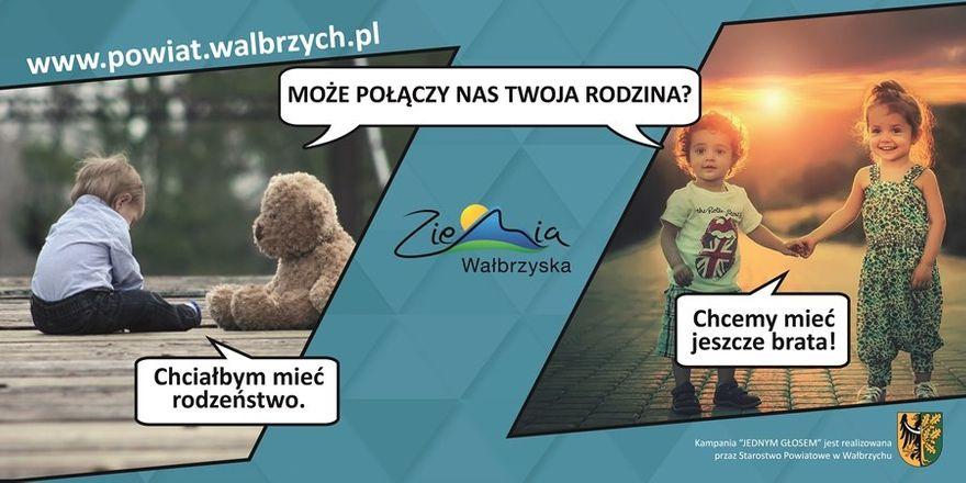 powiat wałbrzyski: Kampania informacyjna