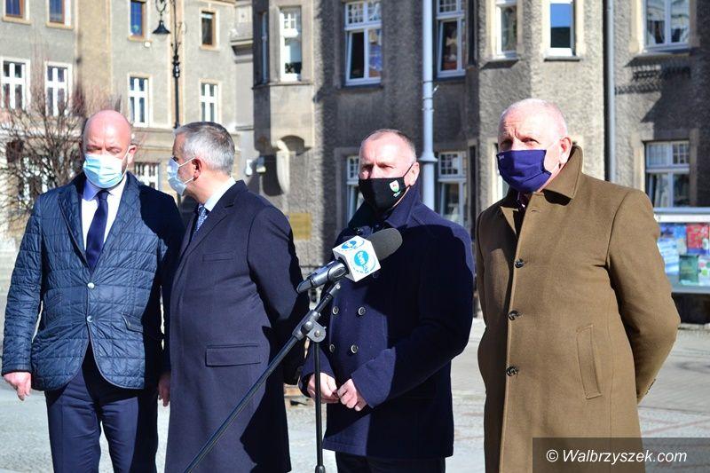 Wałbrzych/REGION: Samorządowcy idą wspólnie po władzę