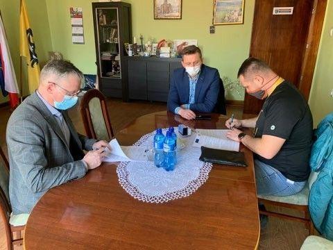 REGION, Głuszyca: Przydomowe oczyszczalnie