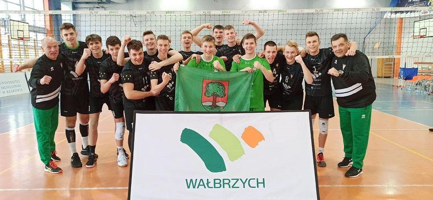 Wałbrzych/Kraj: Druga wygrana