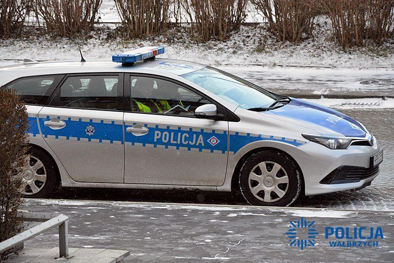 Wałbrzych: Skuteczni policjanci