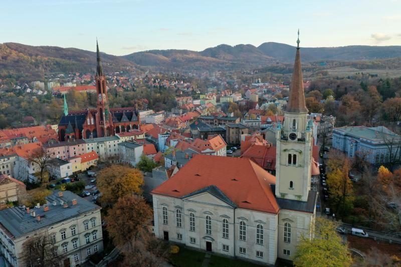 Wałbrzych: Pokochaj Stare Miasto