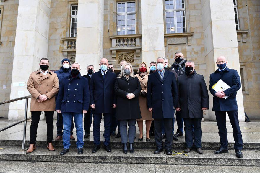 Wałbrzych/REGION: Pismo u Premiera