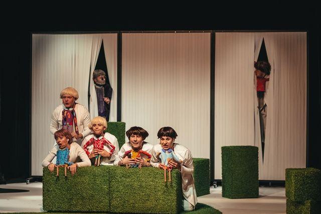 Wałbrzych: Spektakl na Dzień Lalkarstwa