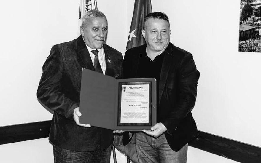 REGION: Zmarł przyjaciel Mieroszowa