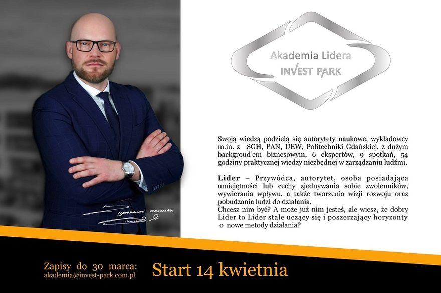 Wałbrzych/REGION: Akademia Lidera