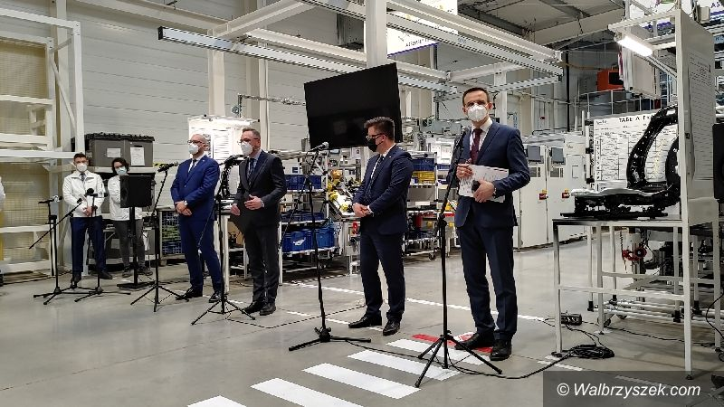 Wałbrzych: 1000 nowych miejsc pracy w WSSE