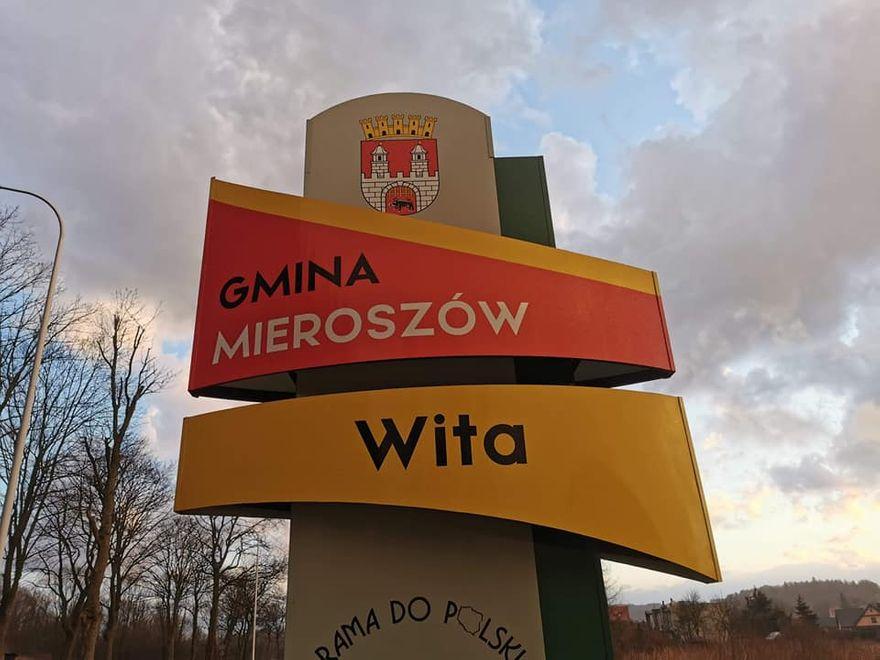 REGION, Mieroszów: Witacze na powitanie