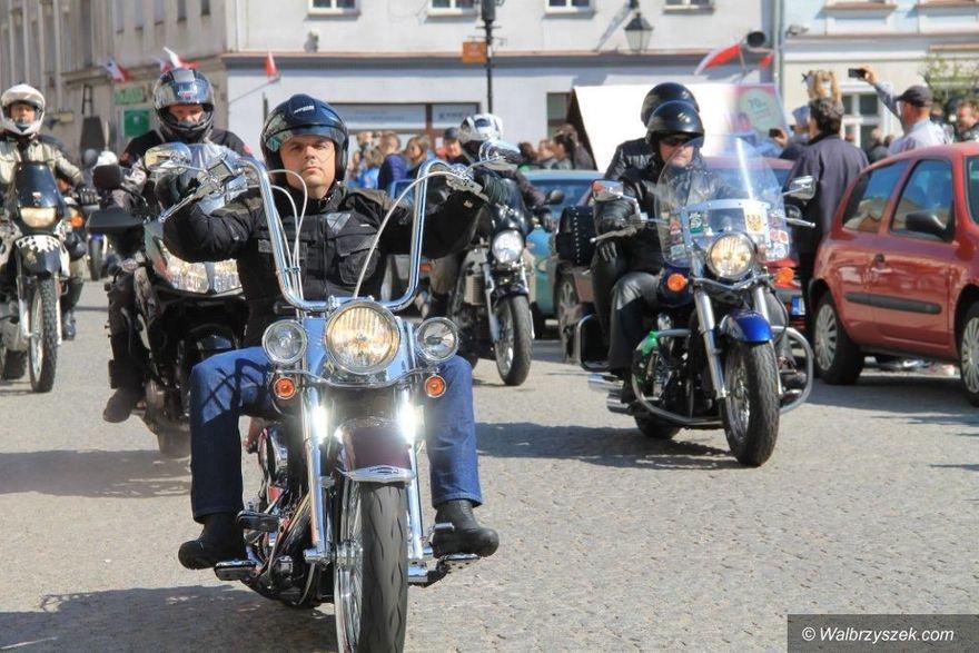 Wałbrzych/Kraj: Zaczyna się sezon motocyklowy