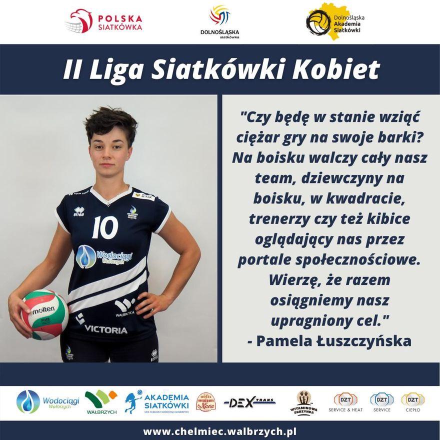 Wałbrzych: Wywiad z Pamelą Łuszczyńską