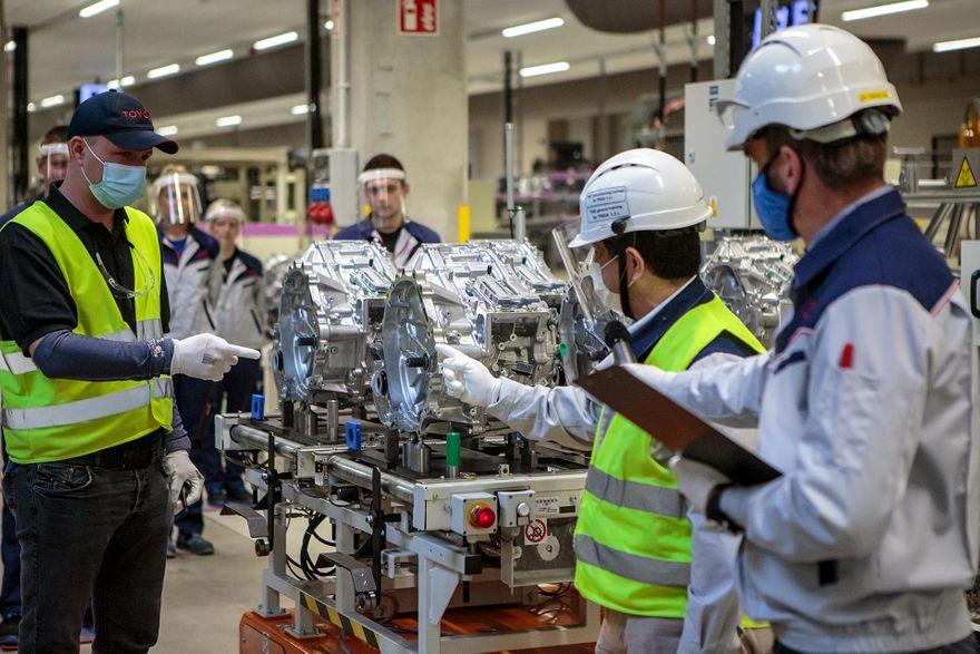 Wałbrzych: Toyota stawia na nowoczesność