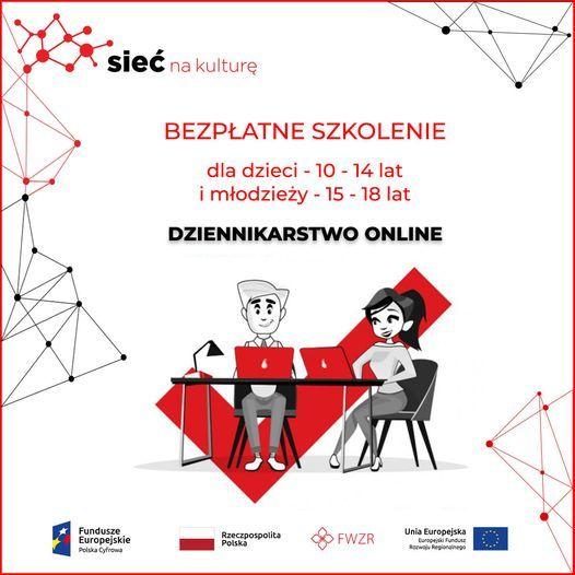 REGION, Mieroszów: Dziennikarstwo online