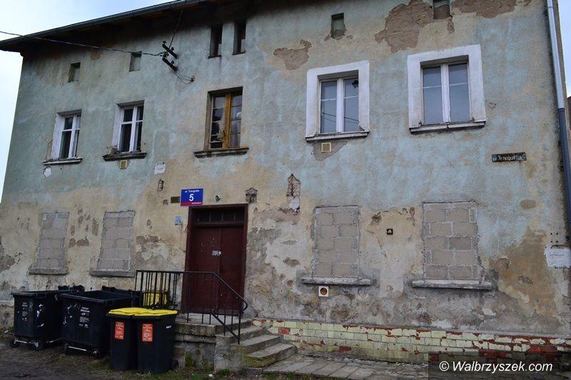 Wałbrzych: Kamienica do remontu